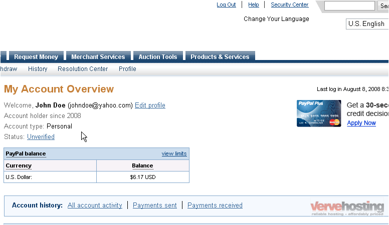 how to create a buy now button for paypal knowledgebase verve
