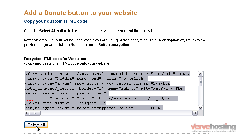 How to create a donation button for PayPal - Knowledgebase