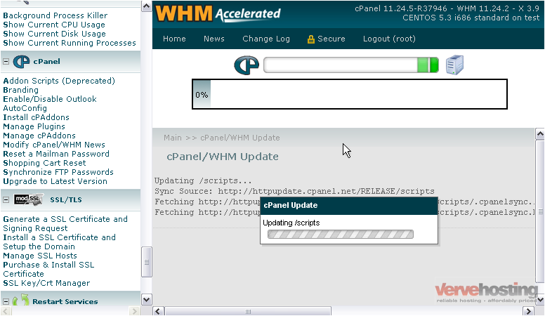 how to perform a manual upgrade of cpanel whm preguntes rh cms vervehosting com Intel Corporation Intel Haswell